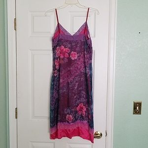 jane doe Dresses - Stunning purple floral dress